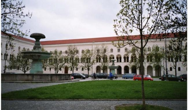 The Ludwig-Maximilians-University (LMU) Munich